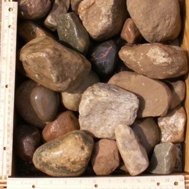 Oversized Rock